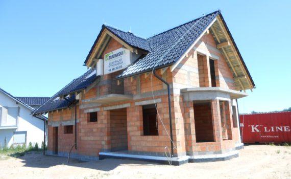 Budowa domu Czaple
