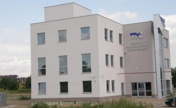 Budowa biurowca TMC Gdańsk