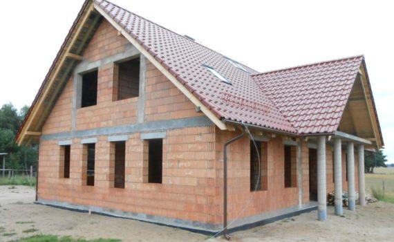 Budowa domu Barniewice