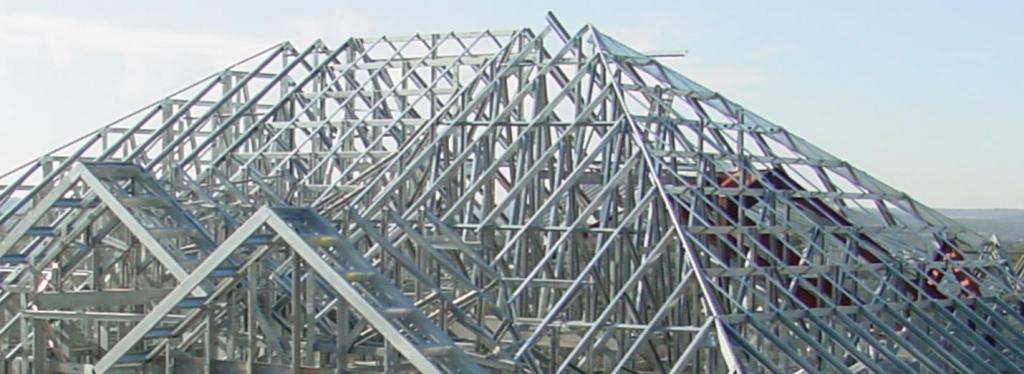 Dachy stalowe