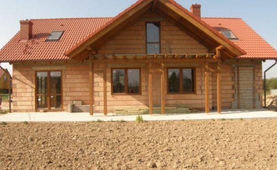 Budowa domu Chmielno 01
