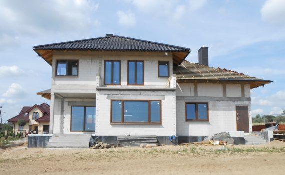 Budowa domu Gdańsk Szadółki 28