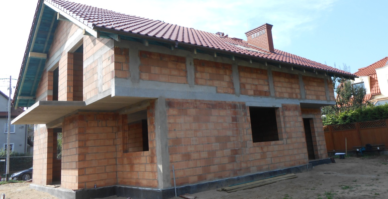 Budowa domu Gdańsk Oliwa Barzowski