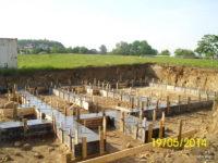 Budowa domu Kobysewo 03