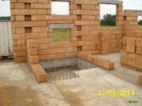 Budowa domu Kobysewo 16