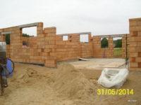 Budowa domu Kobysewo 17