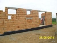 Budowa domu Kobysewo 18