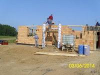 Budowa domu Kobysewo 22