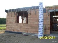 Budowa domu Kobysewo 24