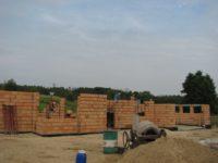 Budowa domu Lublewo 10