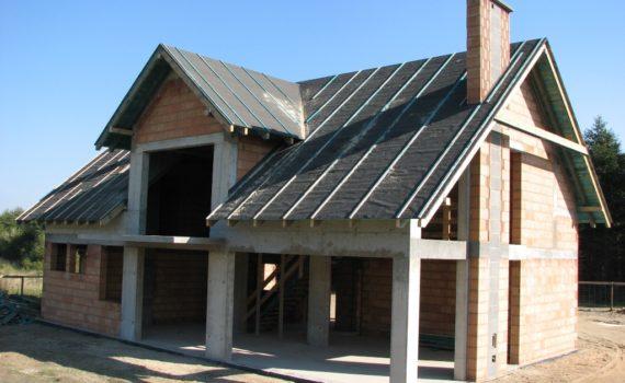 Budowa domu Lublewo 40