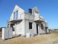 Budowa domu Pępowo 02