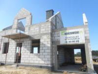 Budowa domu Pępowo 03
