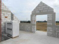 Budowa domu Pępowo 09