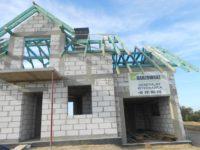 Budowa domu Pępowo 15