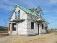 Budowa domu Pępowo 16