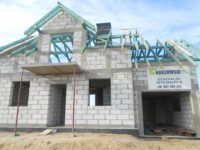 Budowa domu Pępowo 17