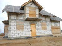 Budowa domu Pępowo 18