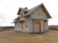 Budowa domu Pępowo 19
