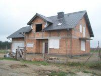 Budowa domu Przodkowo 20