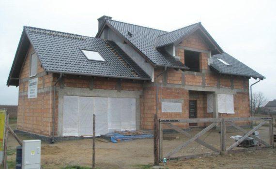 Budowa domu Przodkowo 21
