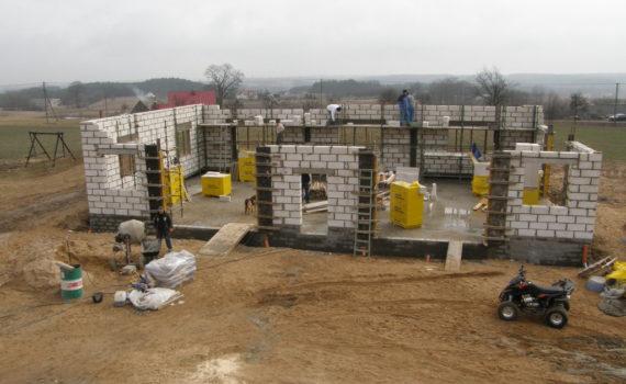 Budowa garażu 18
