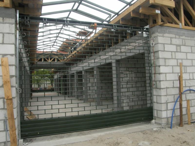 Budowa hali targowej Gdańsk Oliwa 02