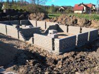 Budowa domu Mezowo 14