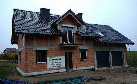 Budowa domu Mezowo 69
