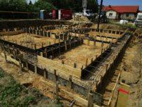 Budowa domu Kowale 06