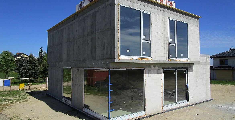 Budowa domu Jasień Slider