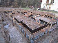Budowa domu Lniska 03