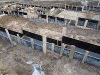 Budowa domu Lniska 05