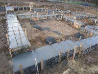 Budowa domu Lniska 07