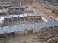 Budowa domu Lniska 09