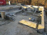Budowa domu Lniska 10