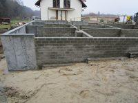 Budowa domu Lniska 15