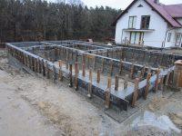 Budowa domu Lniska 17