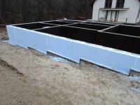 Budowa domu Lniska 19