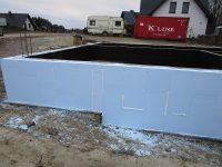 Budowa domu Lniska 20