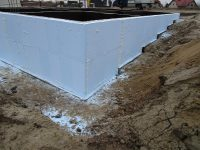 Budowa domu Lniska 21