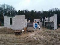 Budowa domu Lniska 25