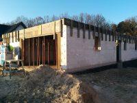 Budowa domu Lniska 27