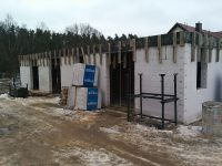 Budowa domu Lniska 28