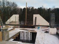 Budowa domu Lniska 29