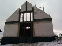Budowa domu Lniska 30