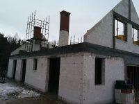 Budowa domu Lniska 31