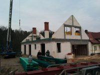 Budowa domu Lniska 32