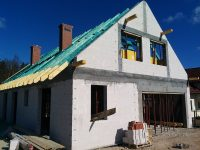 Budowa domu Lniska 34