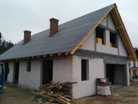 Budowa domu Lniska 36
